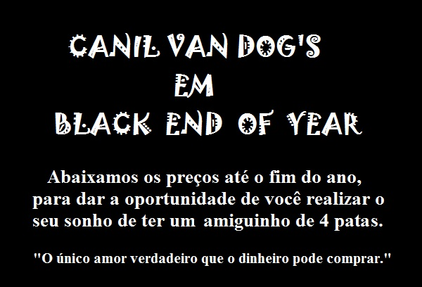 black end of year